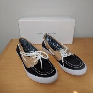 b0bed658cf3a Women s Tommy Hilfiger Boat Shoes on Poshmark